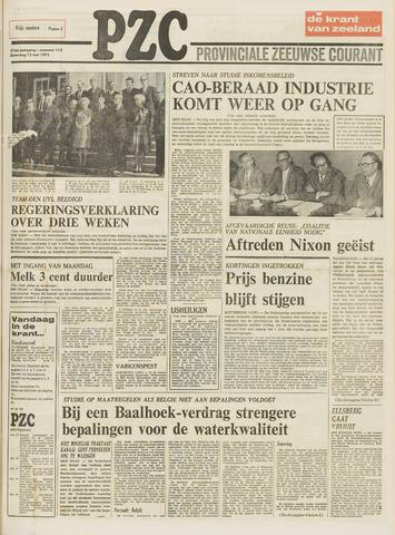 Provinciale Zeeuwse Courant 1973-05-12