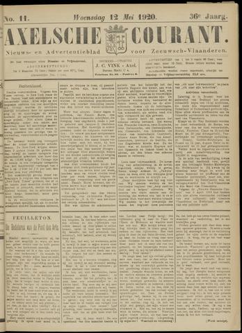 Axelsche Courant 1920-05-12