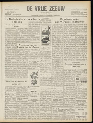 de Vrije Zeeuw 1955-06-29