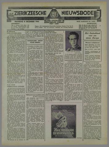 Zierikzeesche Nieuwsbode 1941-11-08