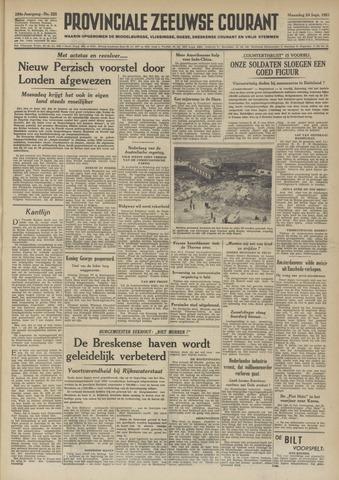 Provinciale Zeeuwse Courant 1951-09-24