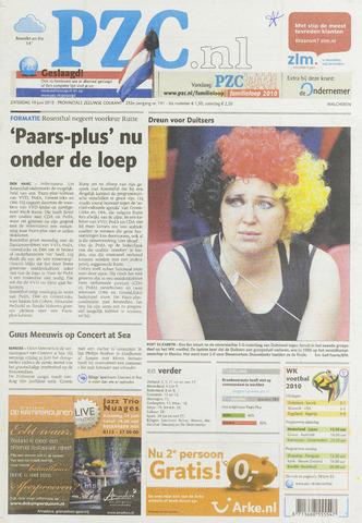 Provinciale Zeeuwse Courant 2010-06-19