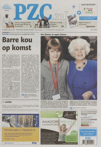 Provinciale Zeeuwse Courant 2010-01-09