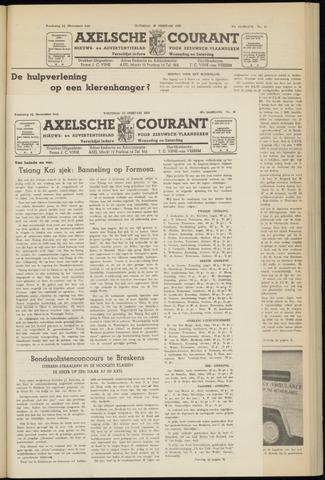 Axelsche Courant 1953-02-25