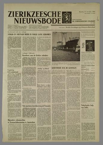 Zierikzeesche Nieuwsbode 1965-12-27