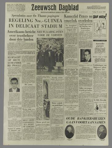 Zeeuwsch Dagblad 1962-01-26