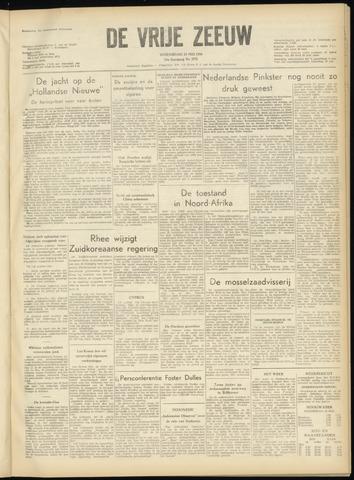 de Vrije Zeeuw 1956-05-23