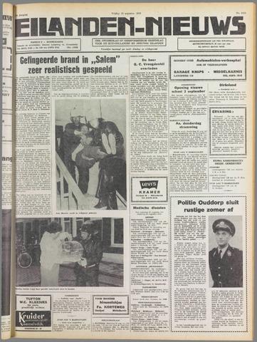 Eilanden-nieuws. Christelijk streekblad op gereformeerde grondslag 1975-08-22