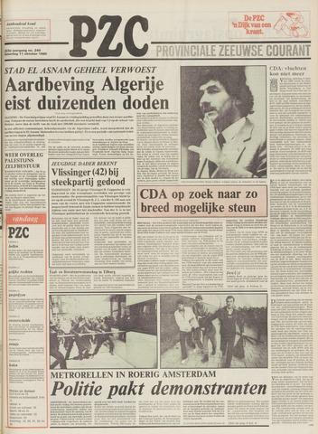 Provinciale Zeeuwse Courant 1980-10-11