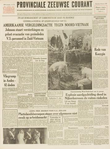 Provinciale Zeeuwse Courant 1965-02-08