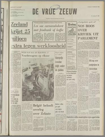 de Vrije Zeeuw 1974-02-19
