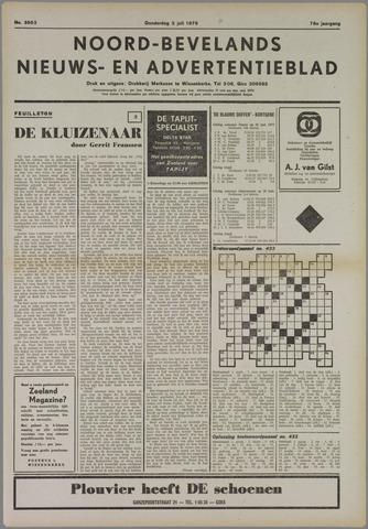 Noord-Bevelands Nieuws- en advertentieblad 1975-07-03