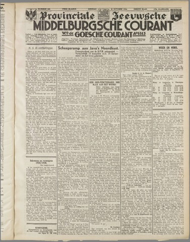 Middelburgsche Courant 1936-10-20