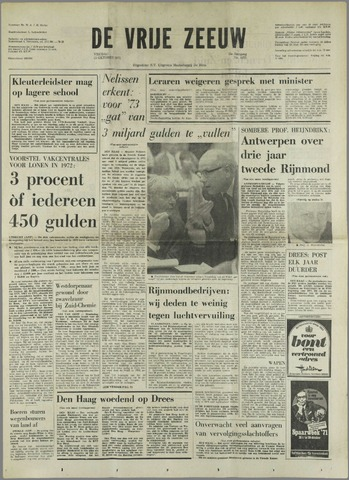 de Vrije Zeeuw 1971-10-15