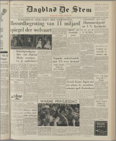 de Stem 1961-09-20