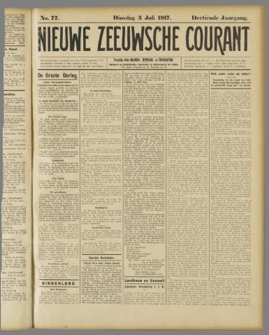 Nieuwe Zeeuwsche Courant 1917-07-03