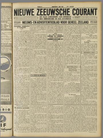 Nieuwe Zeeuwsche Courant 1930-05-01