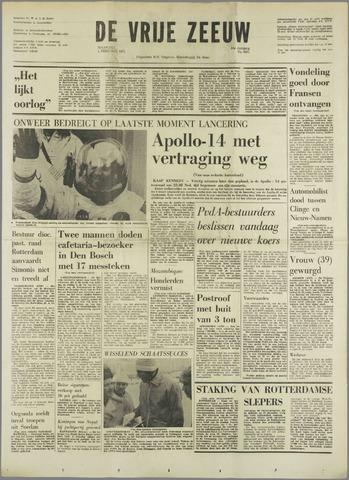 de Vrije Zeeuw 1971-02-01