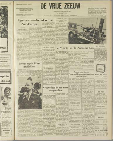 de Vrije Zeeuw 1962-08-29