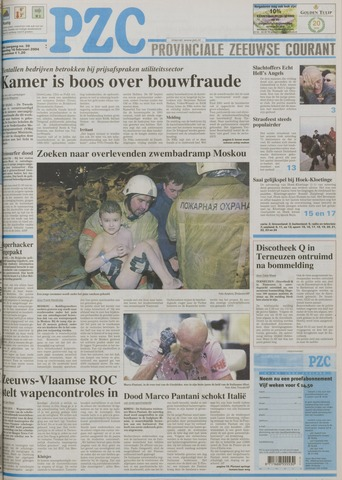 Provinciale Zeeuwse Courant 2004-02-16