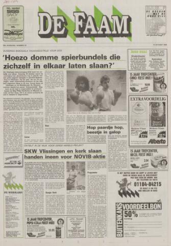 de Faam en de Faam/de Vlissinger 1988-10-19