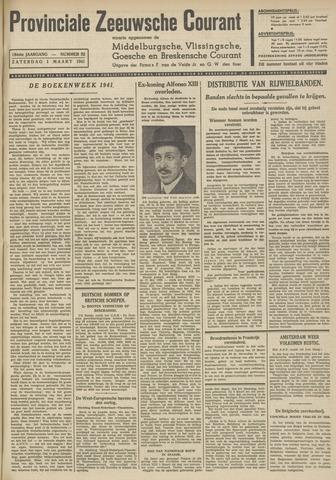 Provinciale Zeeuwse Courant 1941-03-01