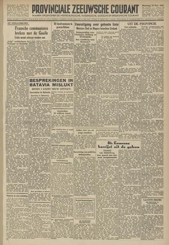 Provinciale Zeeuwse Courant 1945-11-19