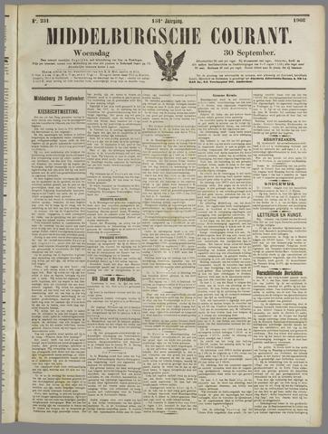 Middelburgsche Courant 1908-09-30