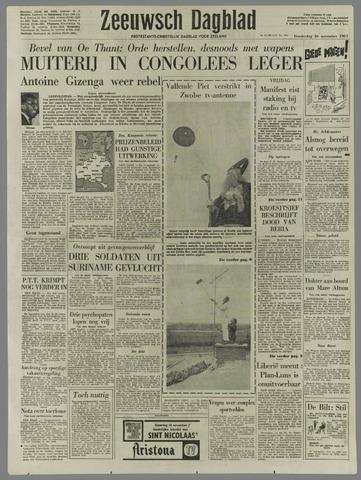 Zeeuwsch Dagblad 1961-11-16
