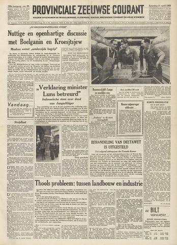 Provinciale Zeeuwse Courant 1956-04-21