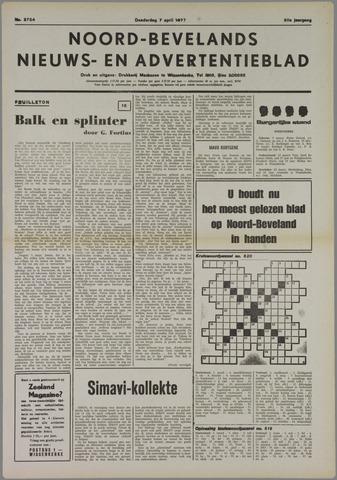 Noord-Bevelands Nieuws- en advertentieblad 1977-04-07