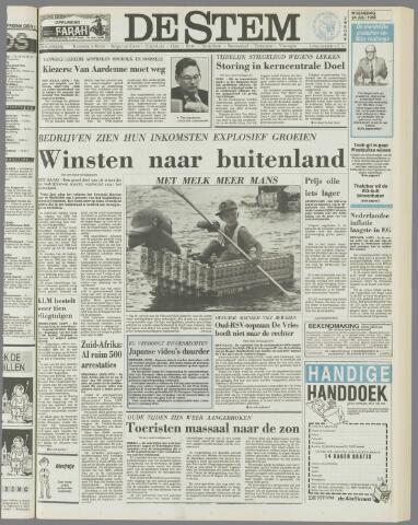 de Stem 1985-07-24