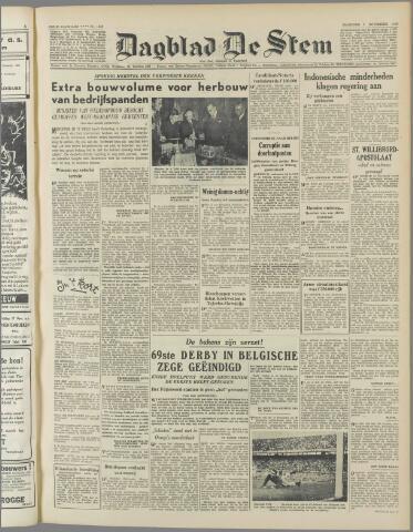 de Stem 1949-11-07