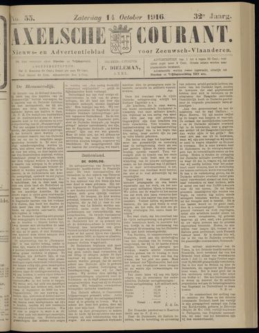 Axelsche Courant 1916-10-14