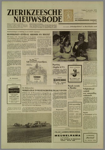 Zierikzeesche Nieuwsbode 1973-11-02