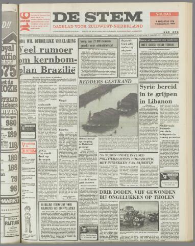 de Stem 1978-08-04