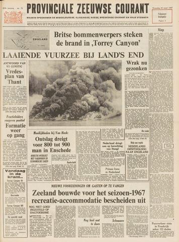 Provinciale Zeeuwse Courant 1967-03-29