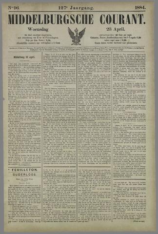 Middelburgsche Courant 1884-04-23