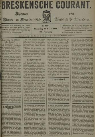 Breskensche Courant 1914-03-18
