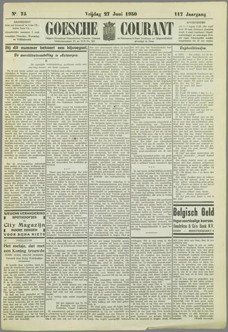 Goessche Courant 1930-06-27
