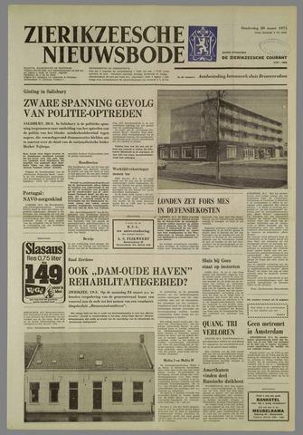 Zierikzeesche Nieuwsbode 1975-03-20