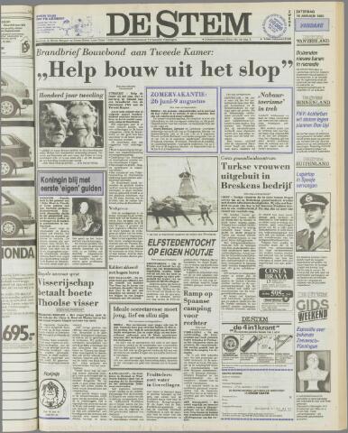 de Stem 1982-01-16