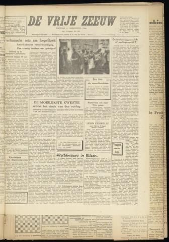 de Vrije Zeeuw 1946-08-23