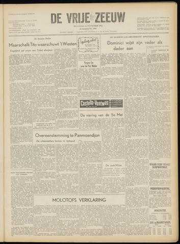 de Vrije Zeeuw 1953-11-16