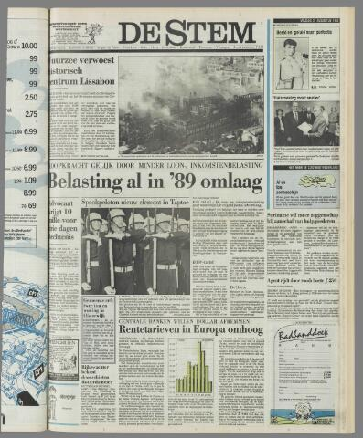 de Stem 1988-08-26