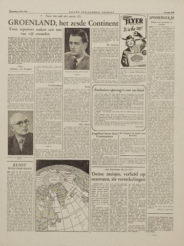 Watersnood documentatie 1953 - kranten 1953-05-13
