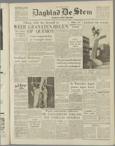 de Stem 1958-10-21
