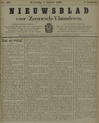 Nieuwsblad voor Zeeuwsch-Vlaanderen 1896