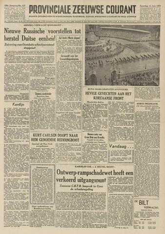 Provinciale Zeeuwse Courant 1953-06-13