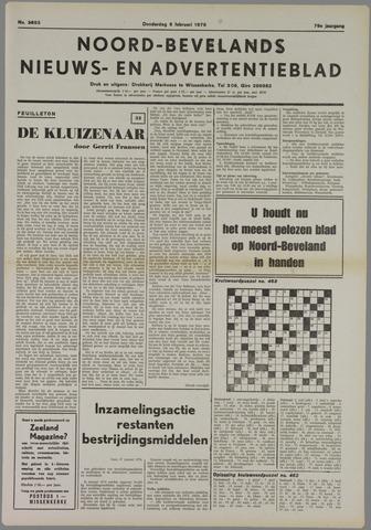 Noord-Bevelands Nieuws- en advertentieblad 1976-02-05